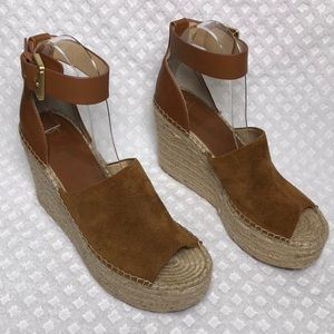 Marc Fisher Adelyn Espadrille Sandal Size 9.5
